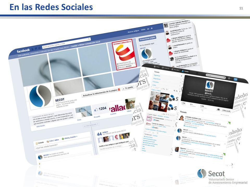En las Redes Sociales 11