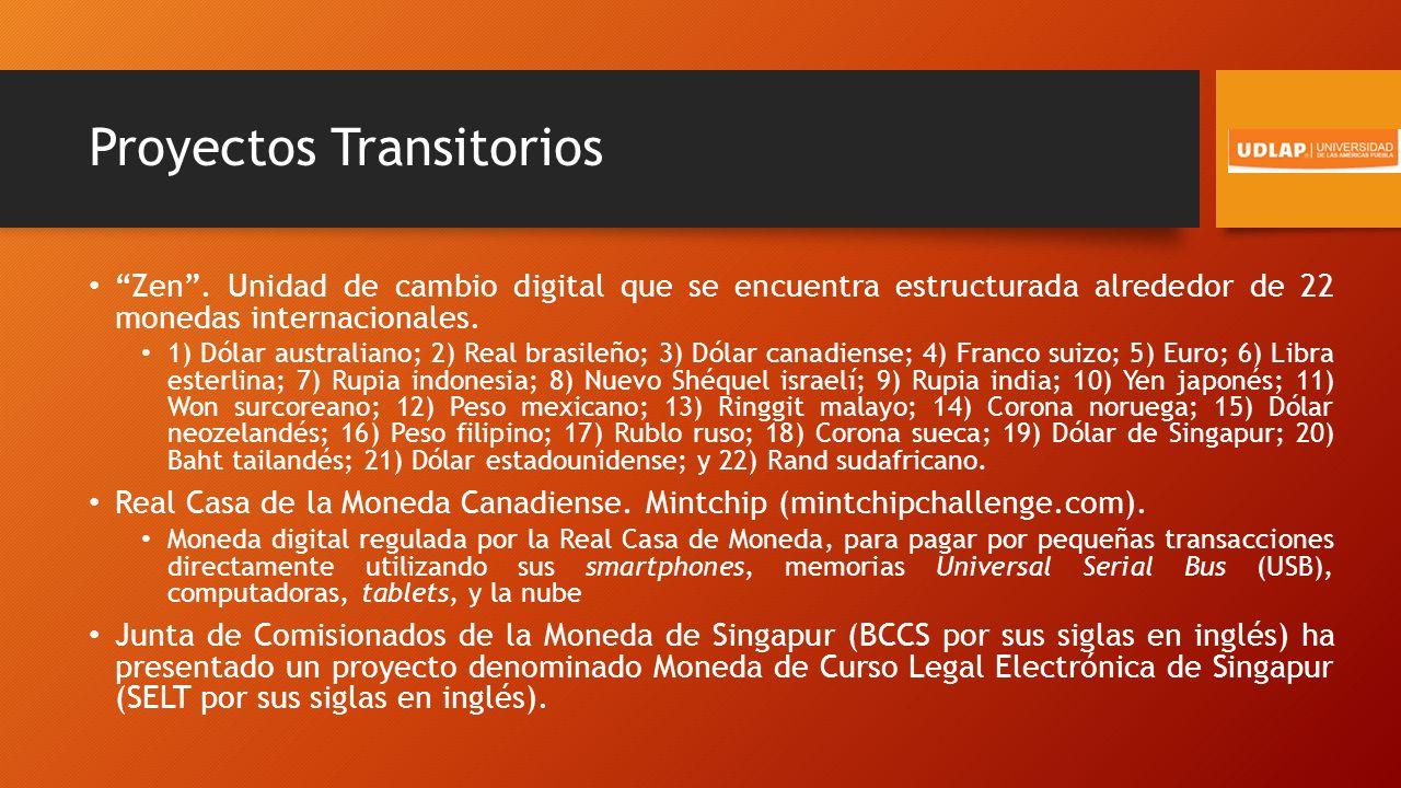 Proyectos Transitorios Zen.