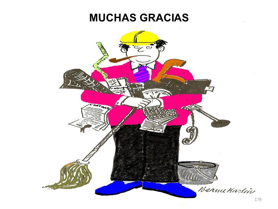 MUCHAS GRACIAS 179