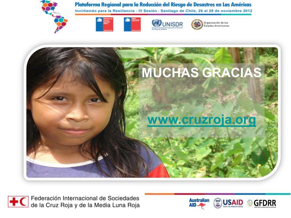 5 MUCHAS GRACIAS w w.cruzroja.org