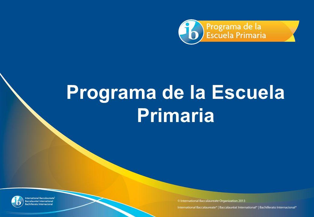 Programa de la Escuela Primaria