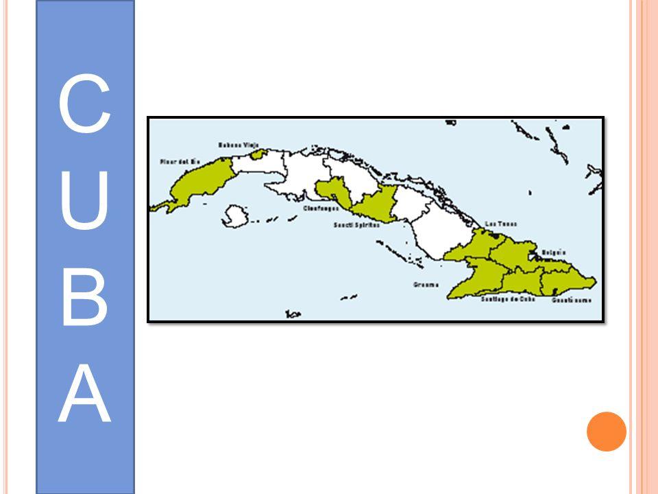 CUBACUBA