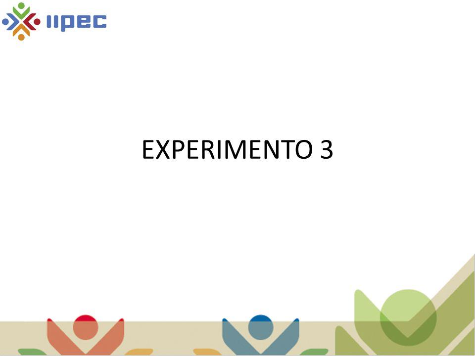 EXPERIMENTO 3