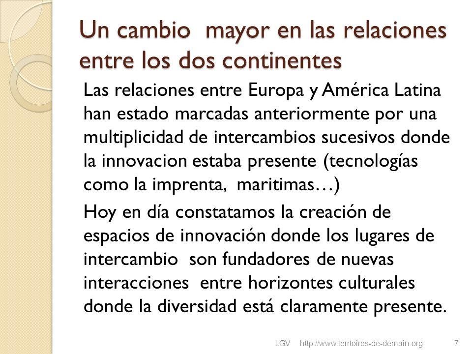 El ejemplo colombiano Más allá del espacio del Caribe, Colombia.