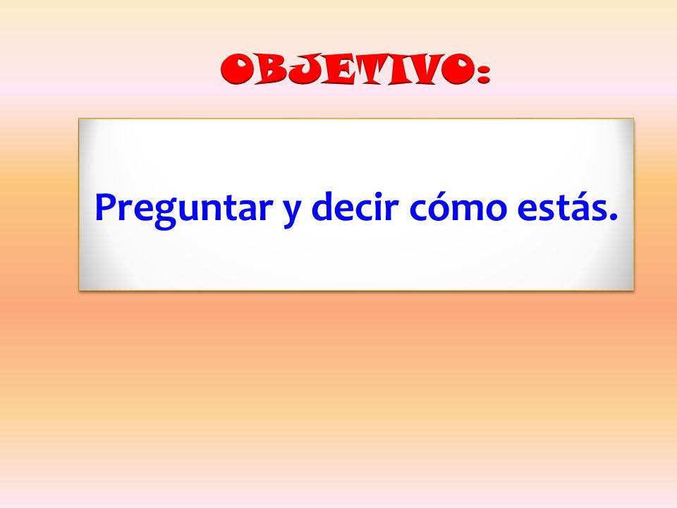 Responde las siguientes preguntas en español: 1.¿Qué tal? 2.¿De dónde eres? 3.¿Cómo te llamas?