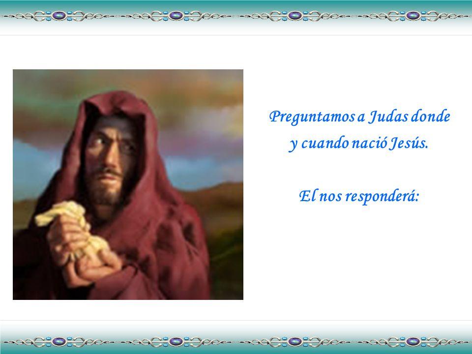 Jesús nació en Betânia, en la tarde en que visitó mi tumba y dijo: -Lázaro.