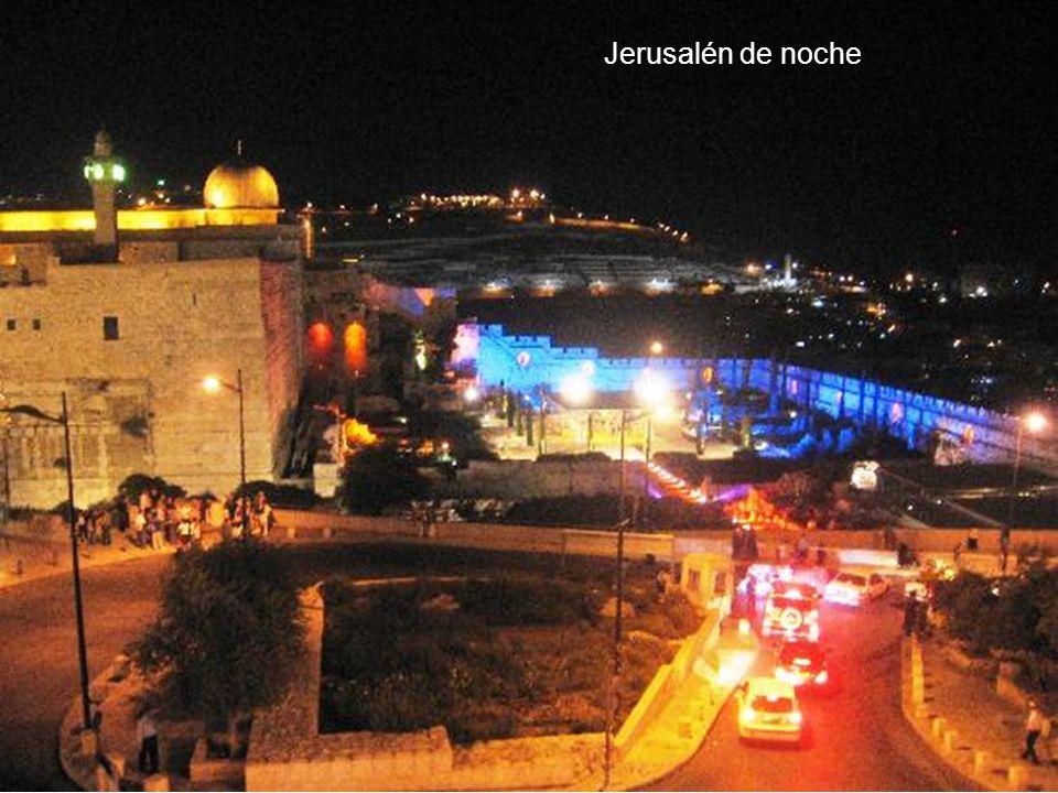 Jerusalén de noche