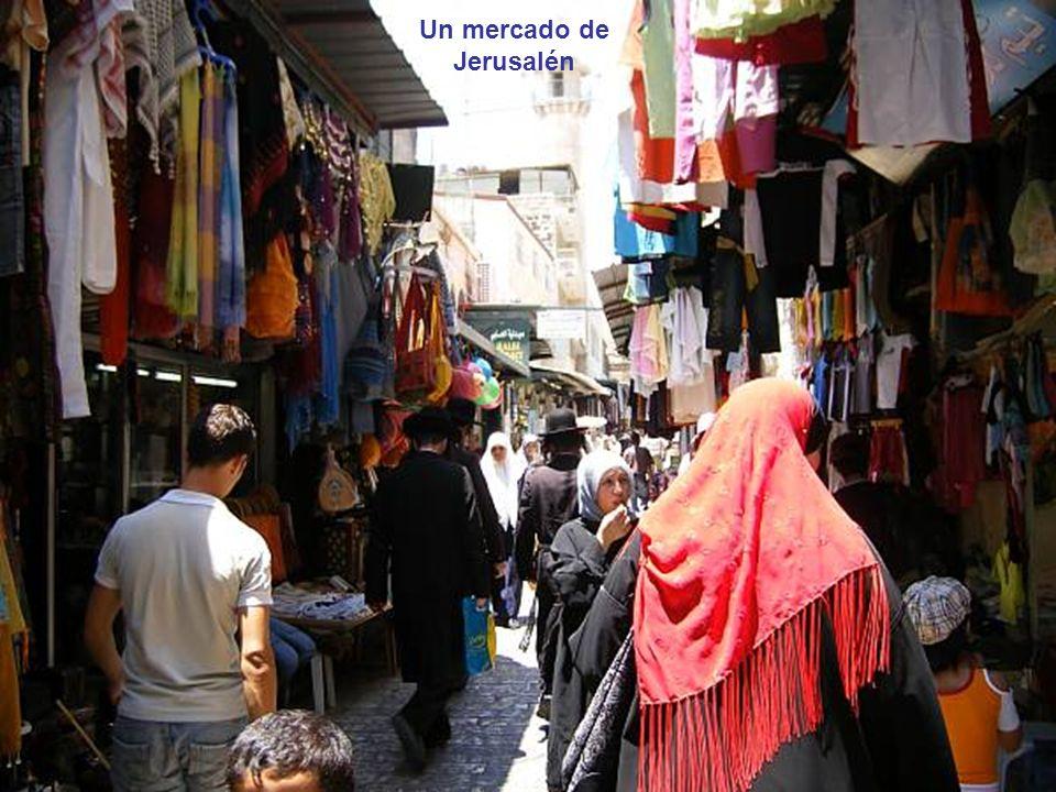 Otra callejuela Jerusalén