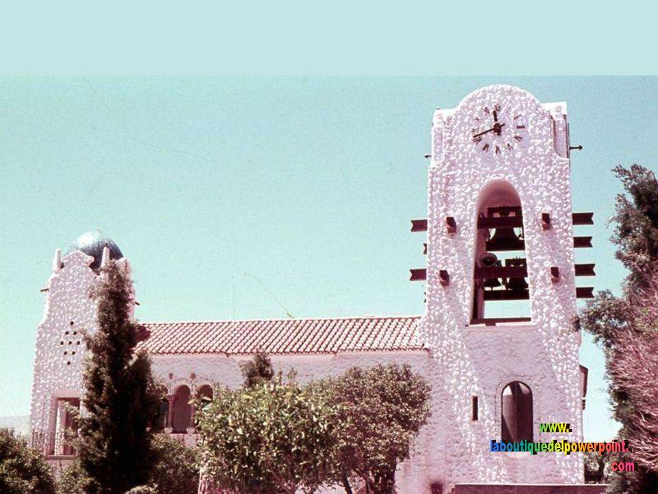 MONUMENTO NACIONAL A LA INDEPENDENCIA La torre de Santa Bárbara es el resto de una capilla jesuítica que fue corrida a 50 metros a la izquierda, para
