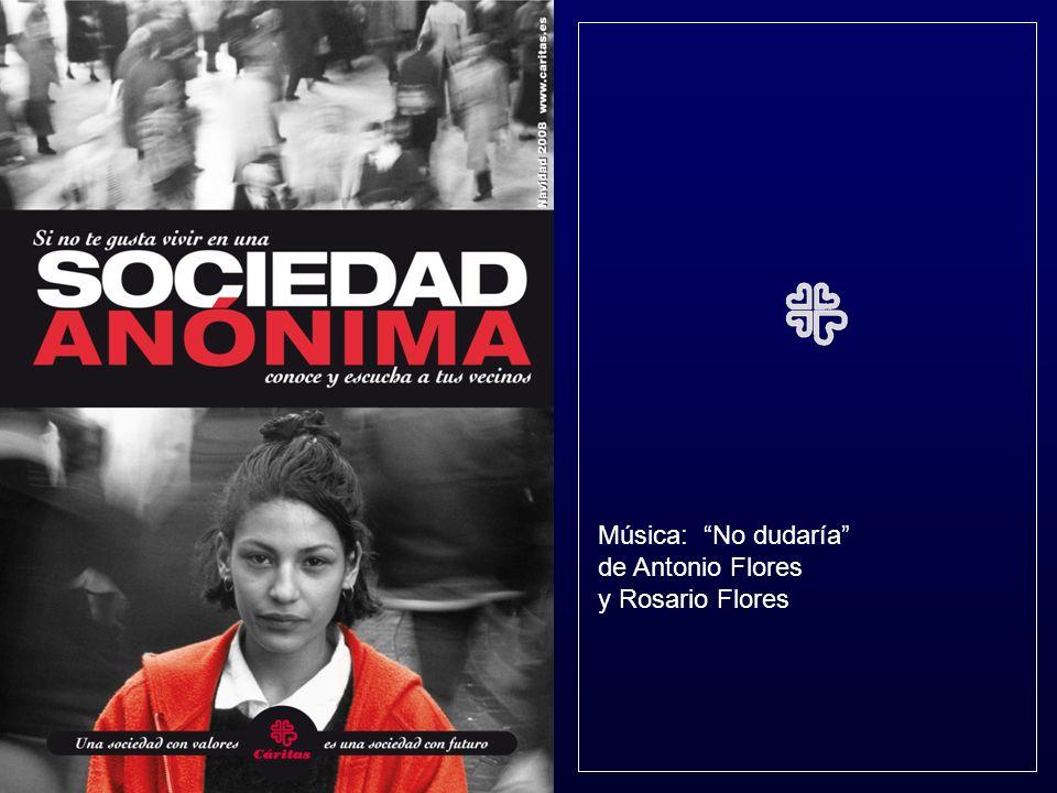 Música: No dudaría de Antonio Flores y Rosario Flores