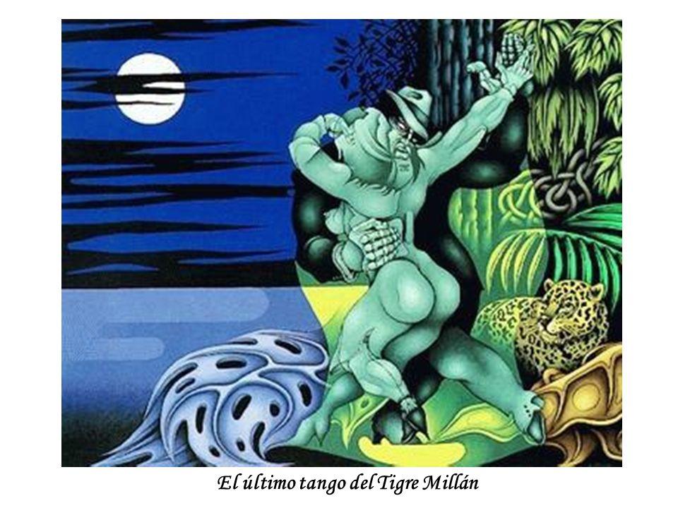 El último tango del Tigre Millán