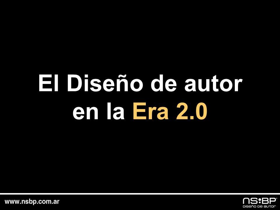 El Diseño de autor en la Era 2.0