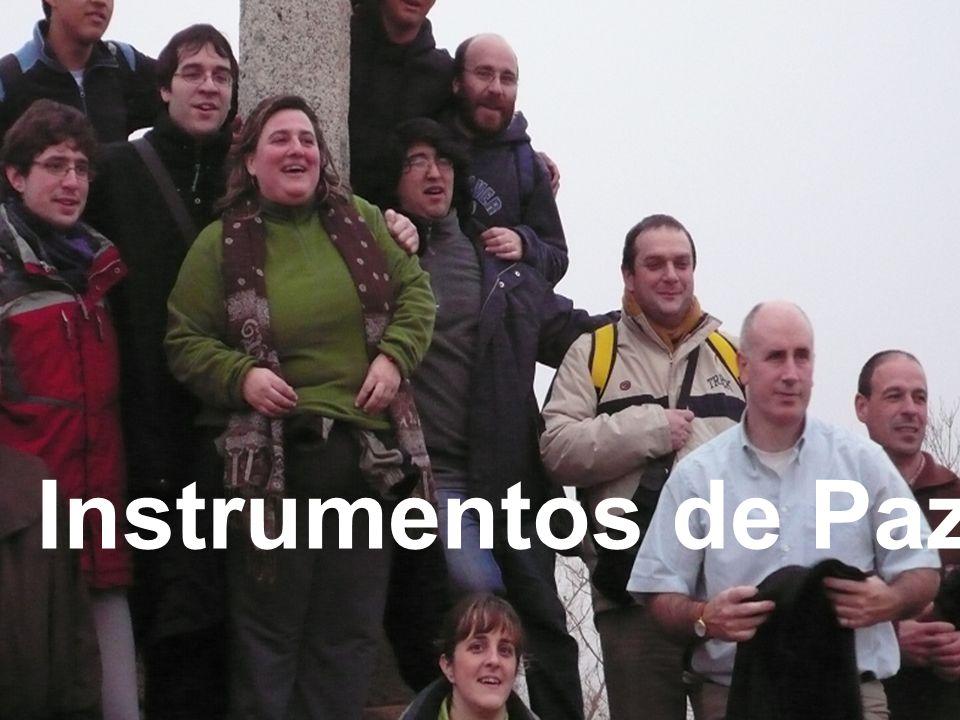 Hazme instrumento de tu PAZ Euroframe 2009