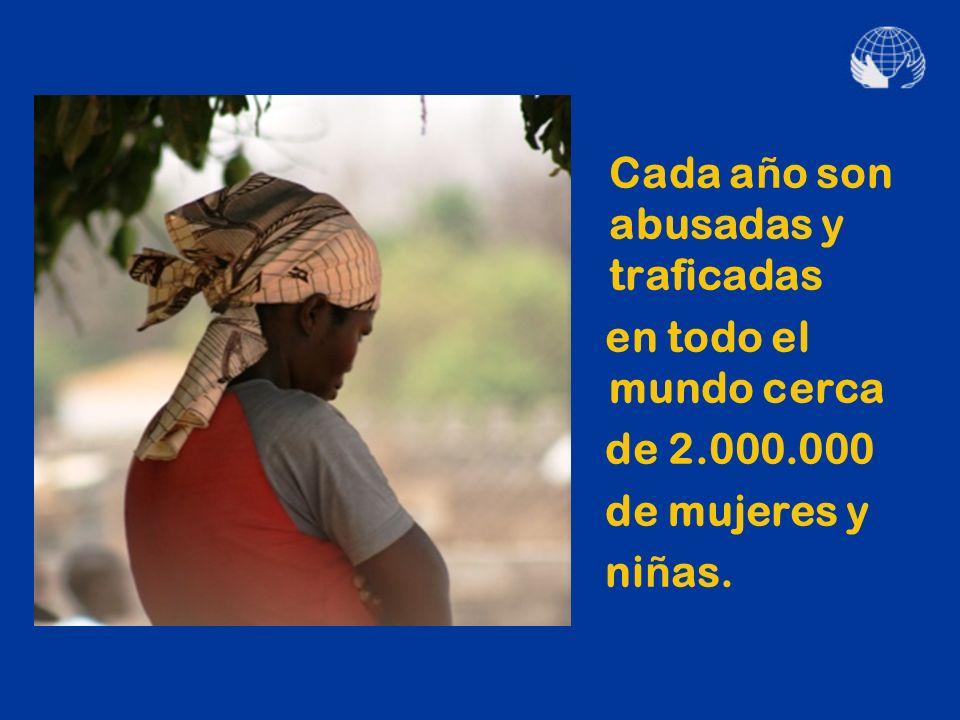 ¿Dónde nace la desigualdad? En el abuso sexual y el comercio con mujeres y ni ñ as.