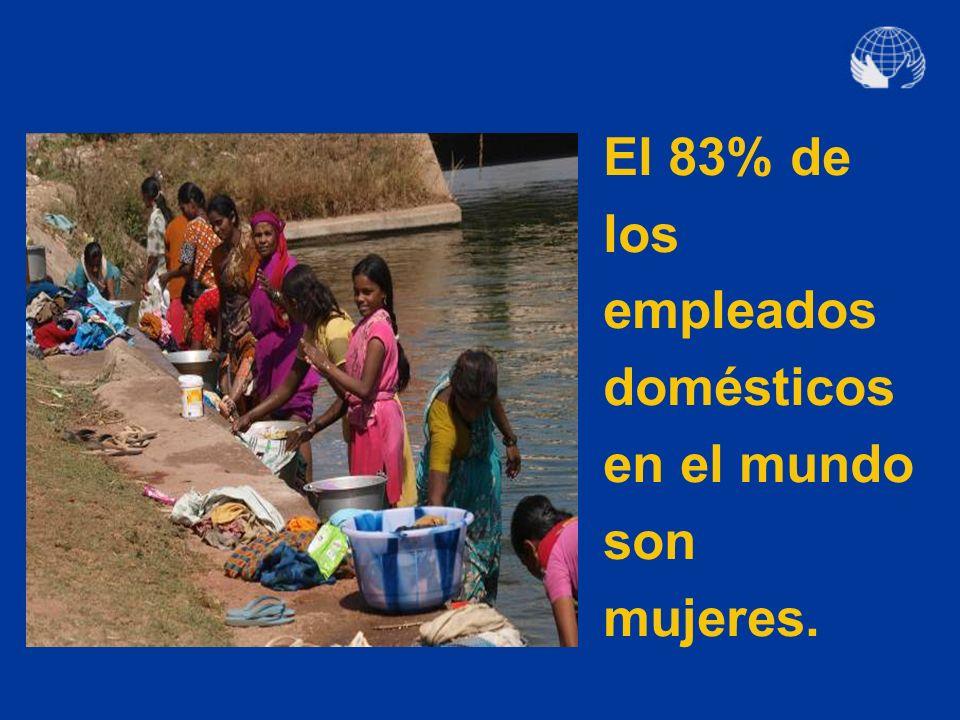 ¿Dónde nace la desigualdad? En la discriminación de la mujer en el acceso al trabajo y condiciones laborales.