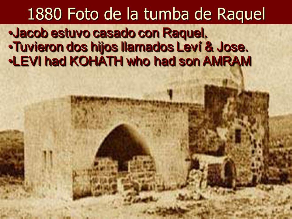 Jacob, hijo de Isaac excavo un pozo cercano a Sicar, donde Jesús habló con la mujer de Samaria 1000 años más tarde. Beduinos locales y Judios llaman a