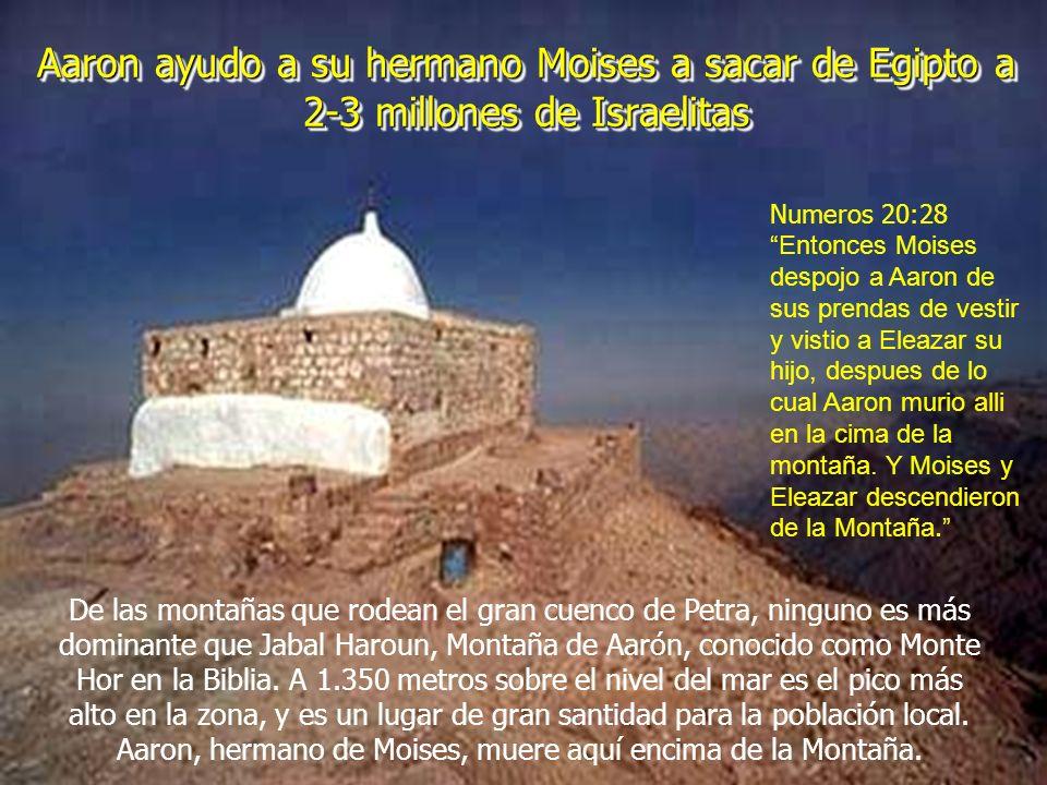 Moisés debio haber amado mucho a su padre! Esta es la tumba más larga del mundo! Tumba de Amram, Padre de Moises Exodo 6:20 Amram tomo por esposa a Jo