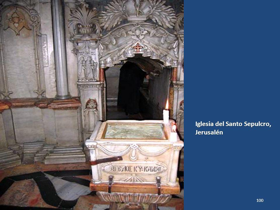 Sábado, 22 de Febrero de 201499 INTERIOR DE LA IGLESIA DEL SANTO SEPULCRO, JERUSALÉN.