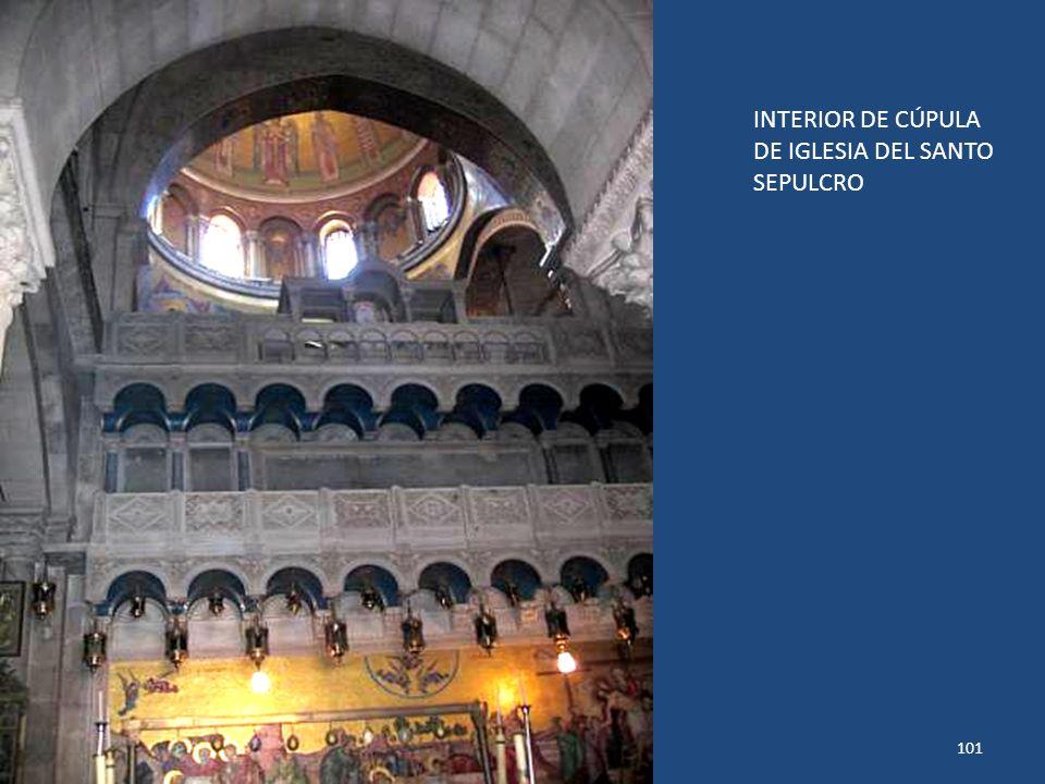 Sábado, 22 de Febrero de 2014100 Iglesia del Santo Sepulcro, Jerusalén