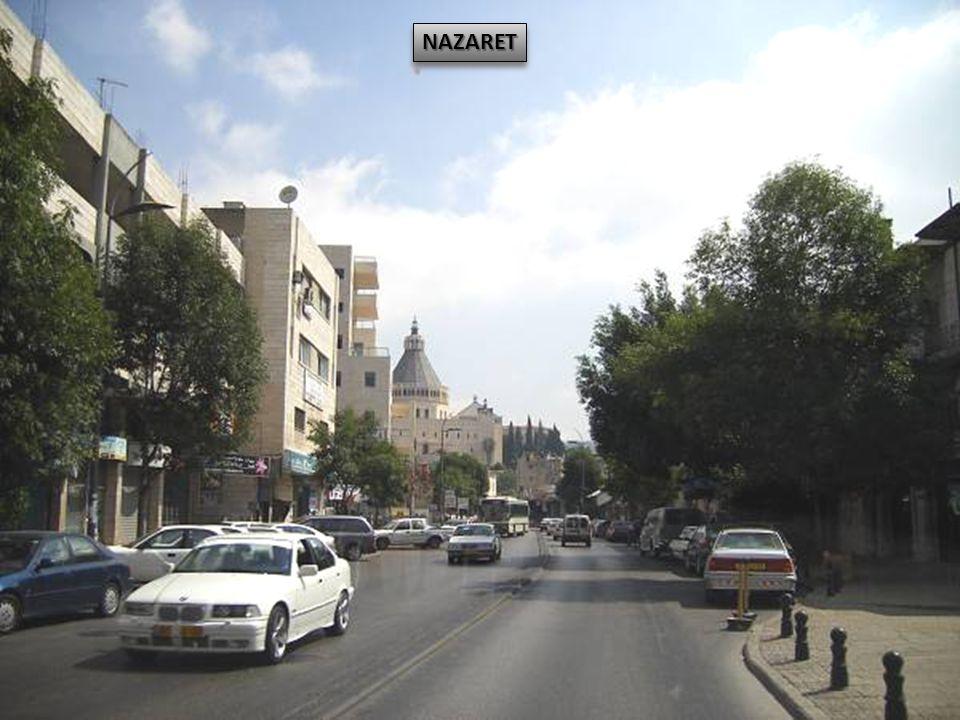 Sábado, 22 de Febrero de 201432 AHORA VAMOS A NAZARET, ISRAEL