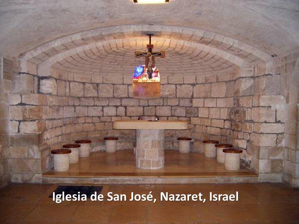 Sábado, 22 de Febrero de 201441 Iglesia de San José, Nazaret, Israel