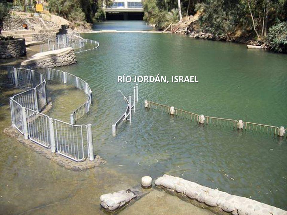Sábado, 22 de Febrero de 201461 RÍO JORDÁN, ISRAEL