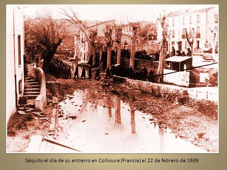 En febrero de 1939. a la caída de Barcelona huye de España - en una ambulancia, con Joaquín Ramón Xirau y Pilar Subías, la esposa de éste - y se exili