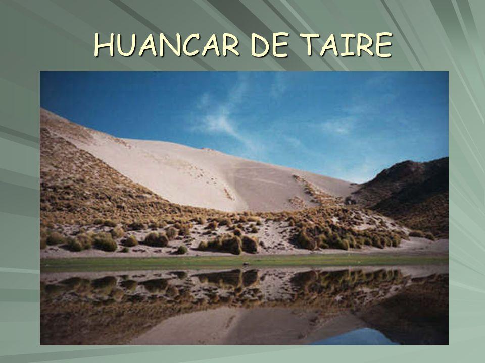 HUANCAR DE TAIRE