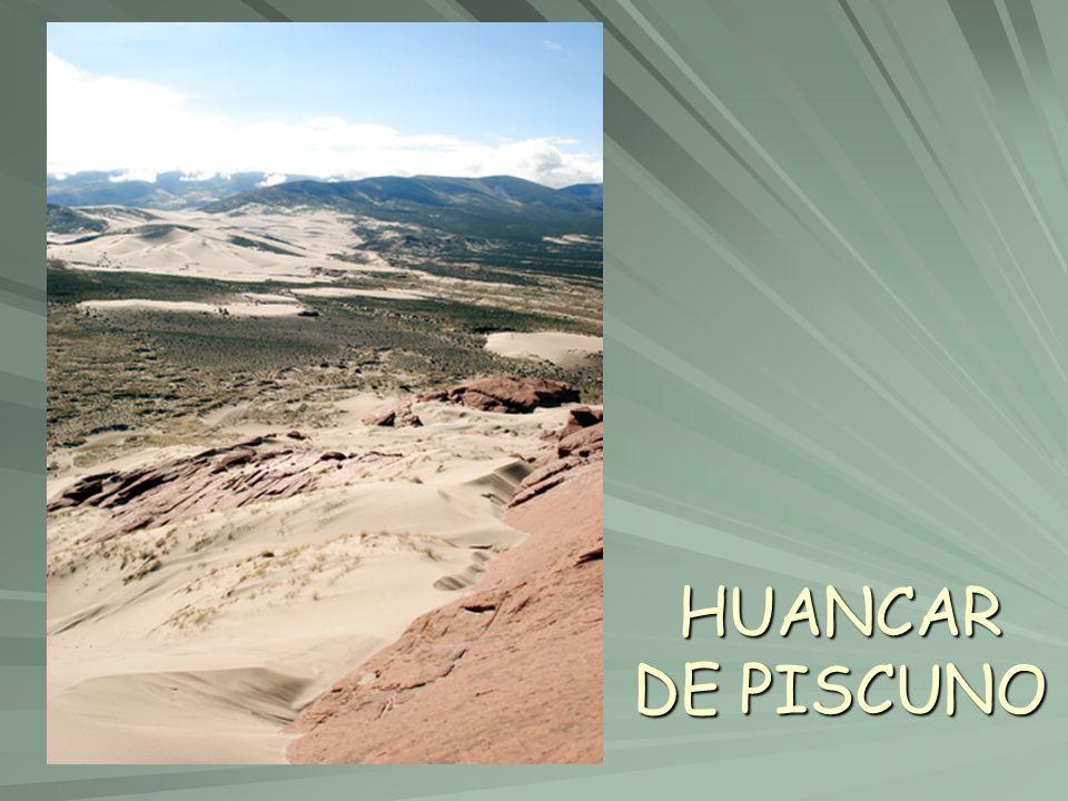 HUANCAR DE PISCUNO