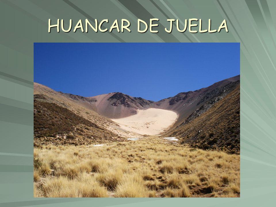 HUANCAR DE JUELLA