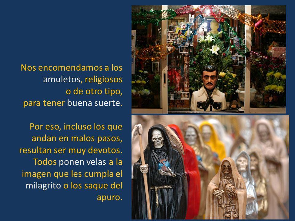 Incluso, algunos íconos religiosos son referentes de identidad, o también, son utilizados a manera de amuletos. ¿Tatuarse a la Virgencita de Guadalupe