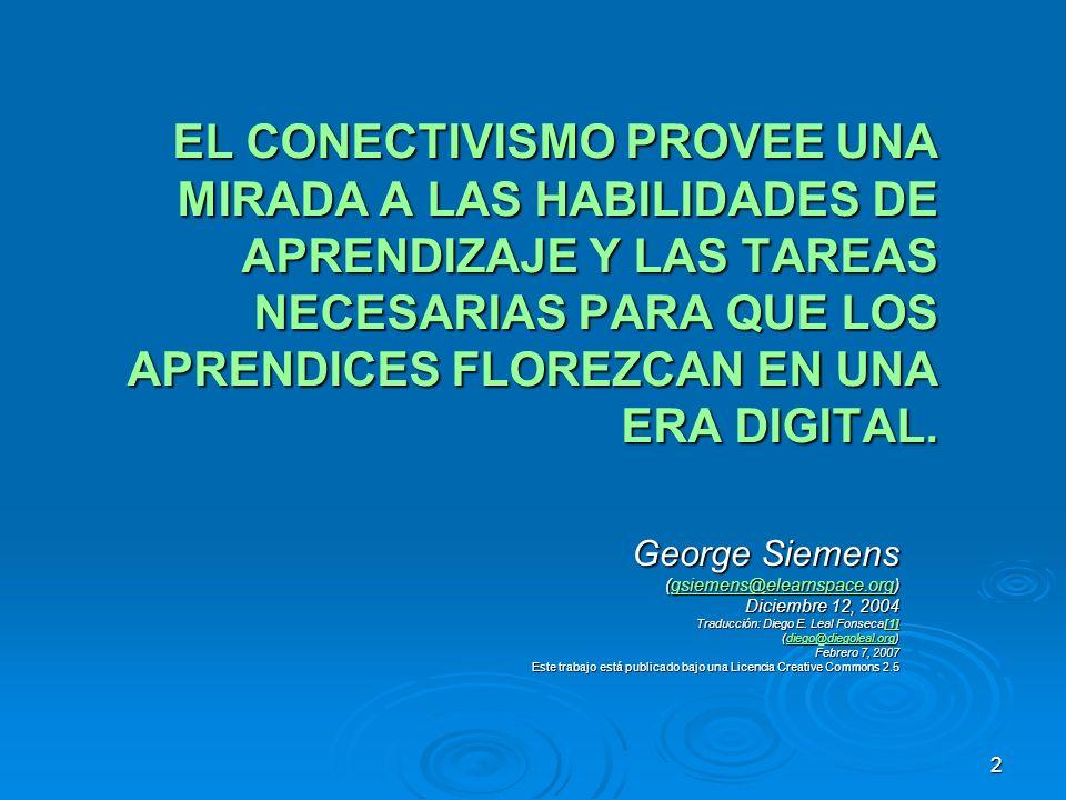 13 LAS REDES SOCIALES FUNCIONAN SOBRE EL SENCILLO PRINCIPIO QUE LAS PERSONAS, GRUPOS, SISTEMAS, NODOS Y ENTIDADES PUEDEN SER CONECTADOS PARA CREAR UN TODO INTEGRADO.