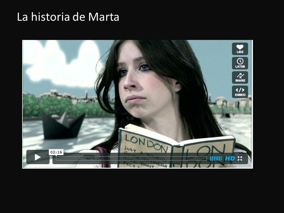 La historia de Marta