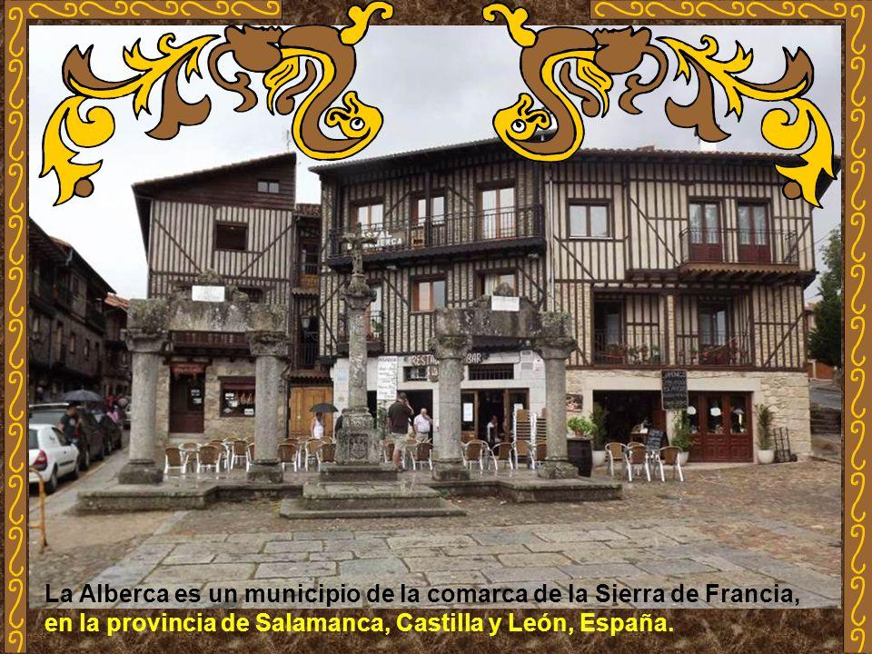 La Alberca y Miranda del Castañar Agosto 2011