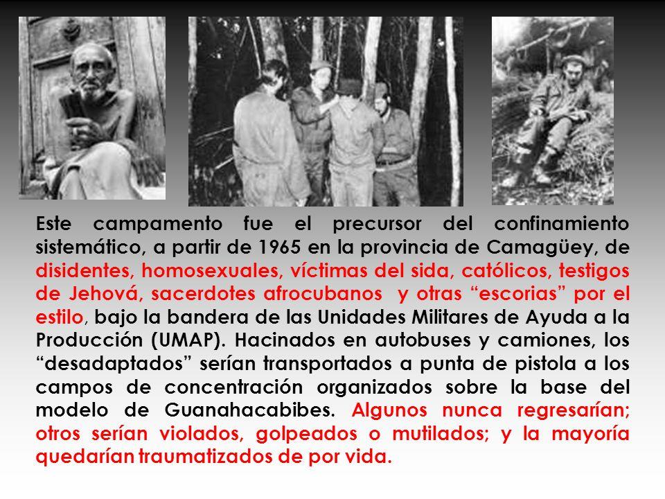 Entre sus obras más brillantes se encuentra la creación del primer campamento de trabajos forzados, Guanahacabibes. Fue establecido en Cuba occidental