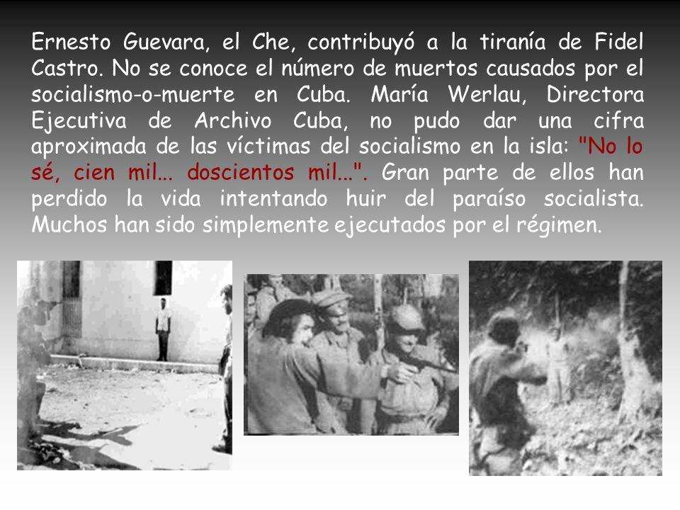 Después de dos años de combates en la Sierra Maestra, Fidel tomó el poder en la Habana. El Che entró en La Habana en 1959 con su leyenda guerrillera y