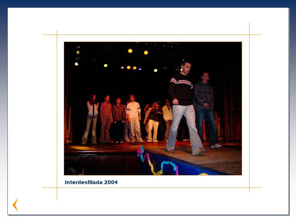 Interdesfilada 2004