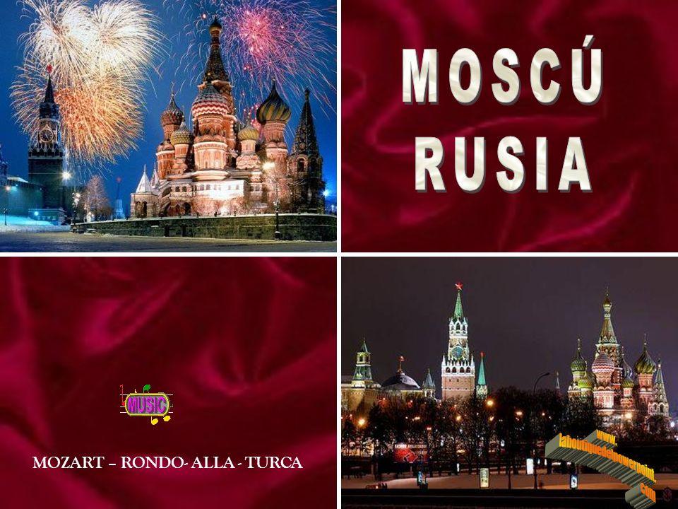 UNIVERSIDAD DE MOSCU