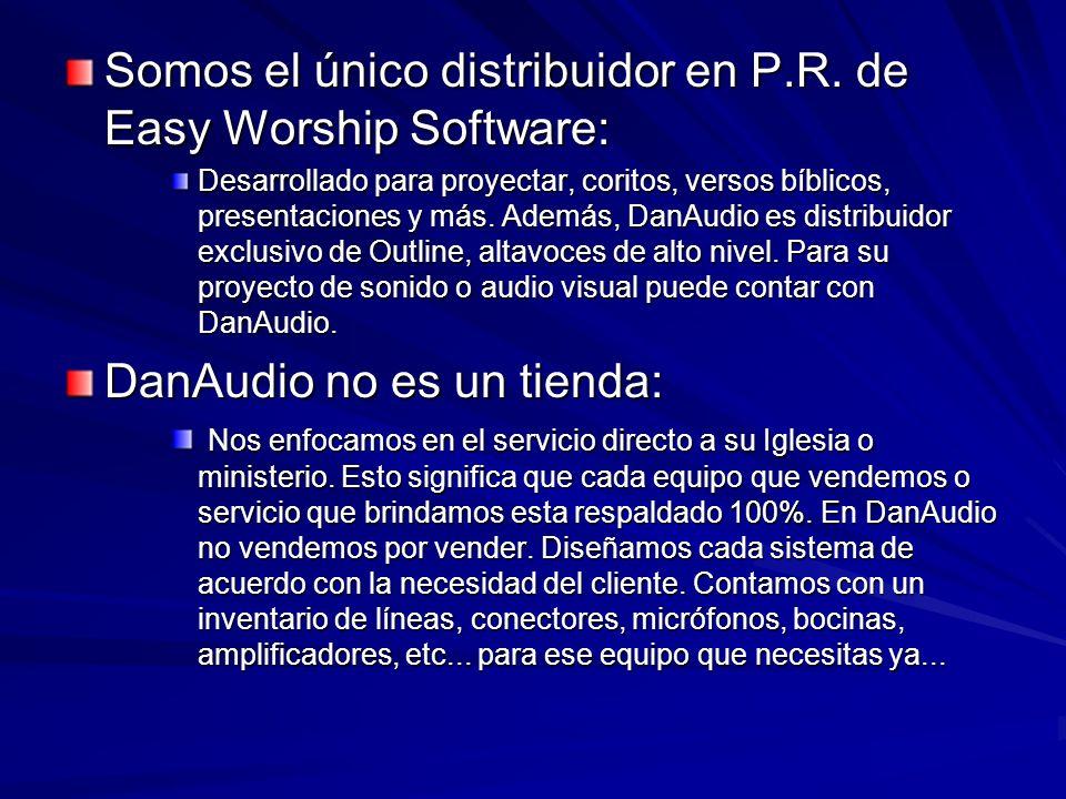RECURSOS Guide To Sound System for Worship Church Production Magazine Worship Facilities Church Sound www.sonidoparaiglesias.com