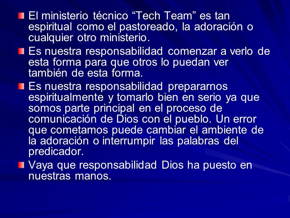 Un Ministerio Poderoso A través de la tecnología podemos hacer que nuestro mensaje llegue más profundo a la persona.