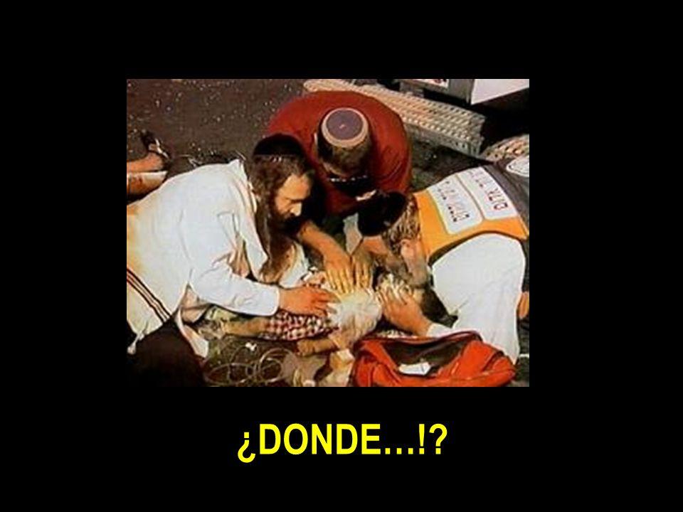 ¿DONDE…!?