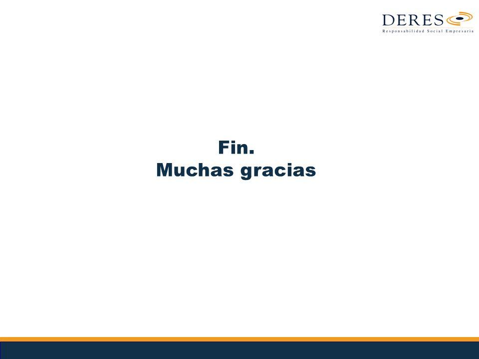 Fin. Muchas gracias