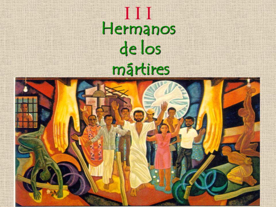 Hermanos de los mártires I I I