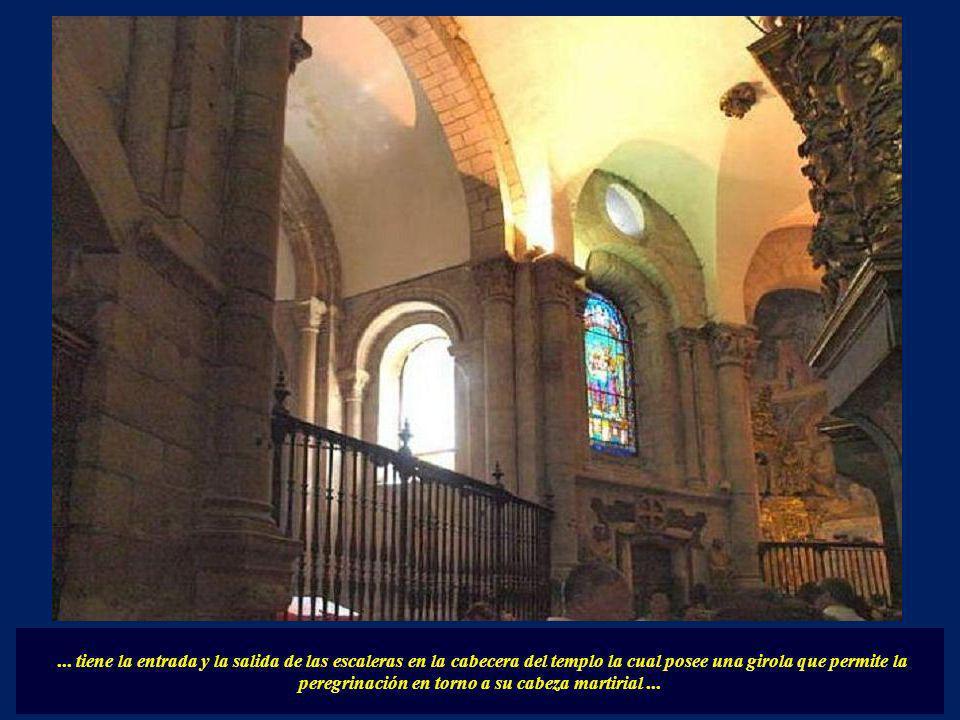 .. que desde la primera iglesia edificada tras su descubrimiento hasta nuestros días no ha sido variado de emplazamiento...