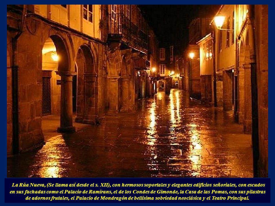 Santiago de Compostela es la Capital de Galicia, declarada por la Unesco Patrimonio de la Humanidad, Primera Ruta Cultural Europea y Ciudad Europea de