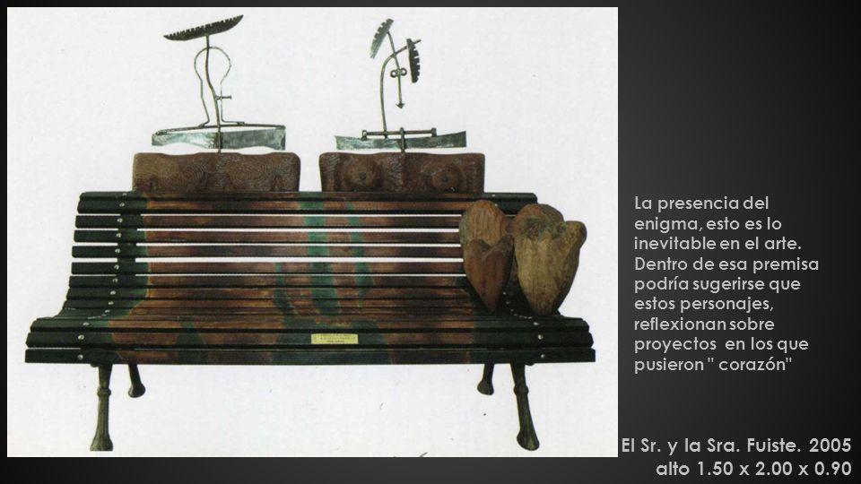 Bienvenida Guillermina. 2002 Alto 015 x 205 x 020