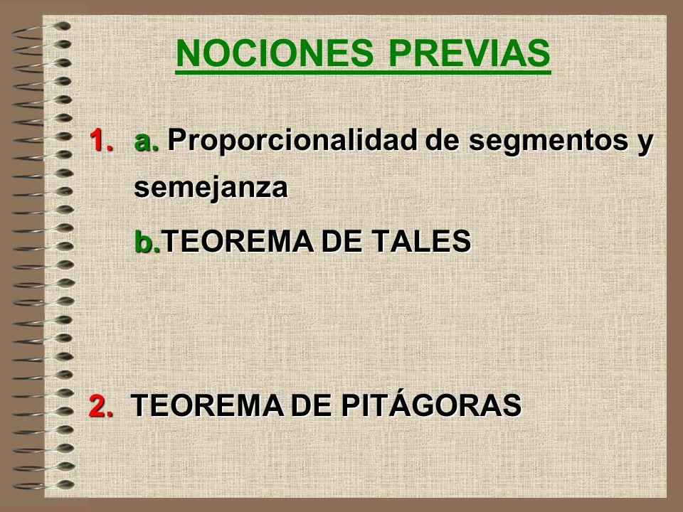 4 NOCIONES PREVIAS SISTEMAS DE MEDIDA DE ÁNGULOS. RADIÁN. RAZONES TRIGONOMÉTRICAS (R.T.) DE UN ÁNGULO AGUDO. R.T. DE LOS ÁNGULOS 30º, 45º Y 60º. RELAC