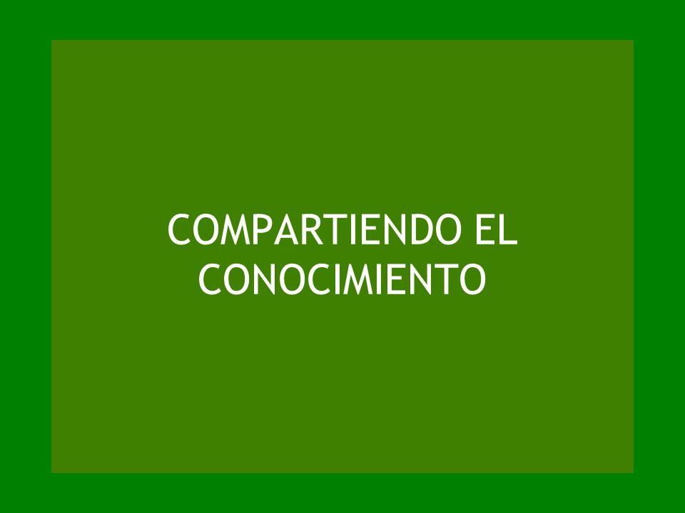 COMPARTIENDO EL CONOCIMIENTO
