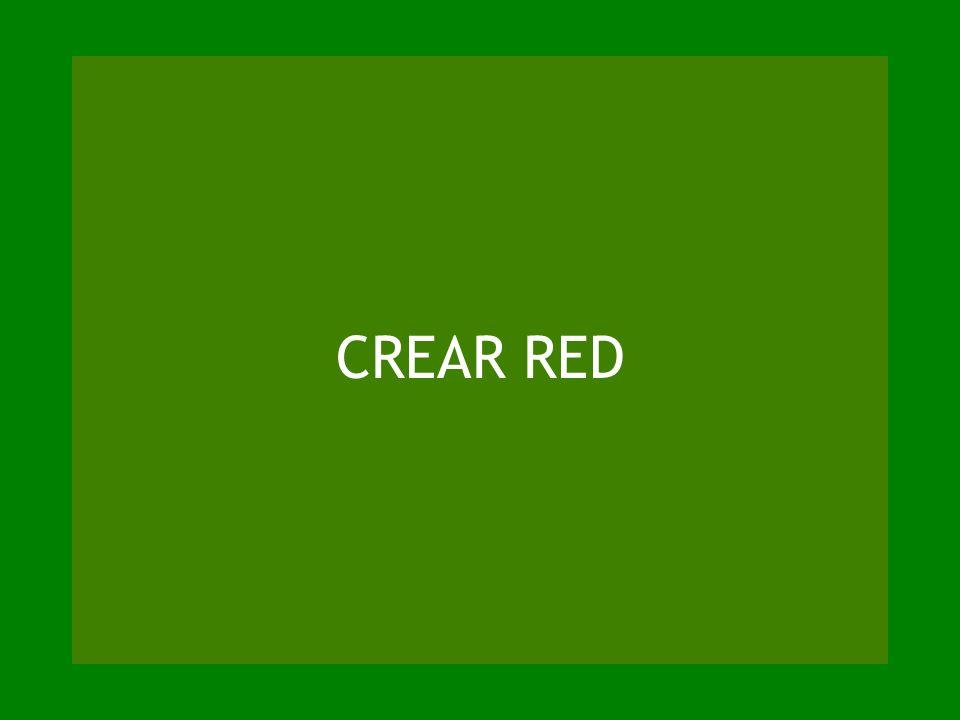 CREAR RED