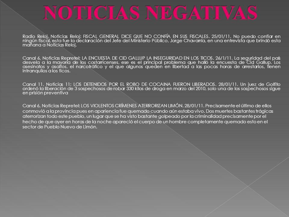 Radio América, Noticias América: CIERRES POR TRABAJOS EN LA AVENIDA 8. 6/01/11. PODER JUDICIAL LAMENTA QUE AYUNTAMIENTO CAPITALINO COORDINARA CIERRES